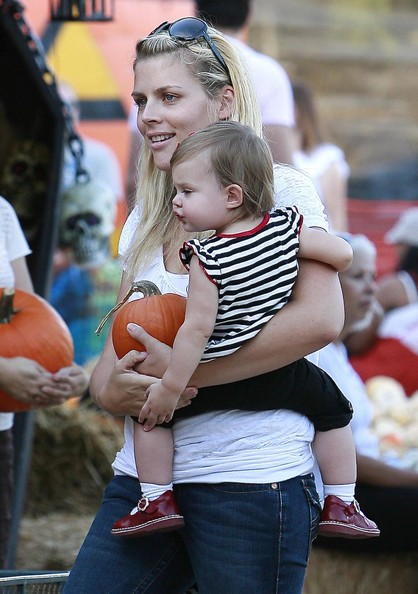 Busy Philipps Busy Philipps And Daughter at