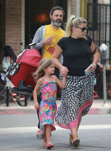Busy Philipps Busy Philipps Family Lunch