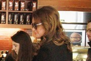 Caitlyn Jenner Stops By Starbucks In NYC