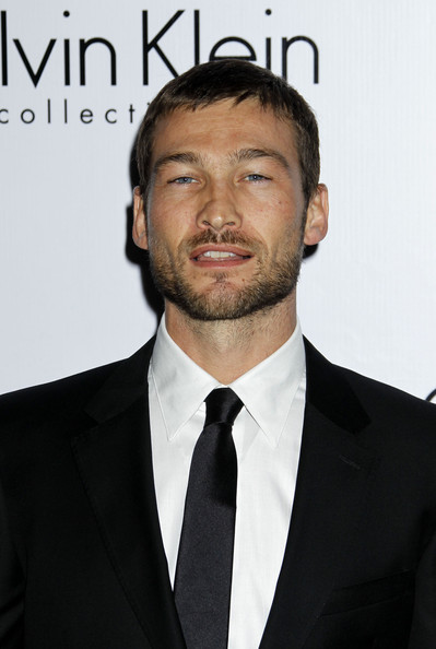 Andy+Whitfield in Calvin Klein Collection & Los Angeles Nomadic Division Event In Support Of L.A. Arts Month