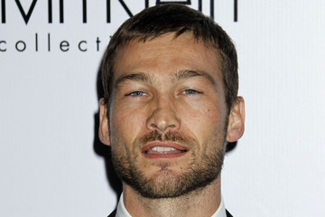 Andy Whitfield Calvin Klein Collection & Los Angeles Nomadic Division Event In Support Of L.A. Arts Month