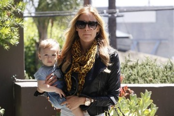 Camden Cutler Kristin Cavallari Out And About With Her Son