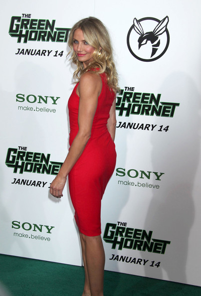 """""""The Green Hornet"""" Los Angeles Premiere - Arrivals"""