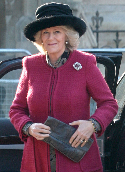 Prince Charles And Camilla Head To Westminster Abbey []