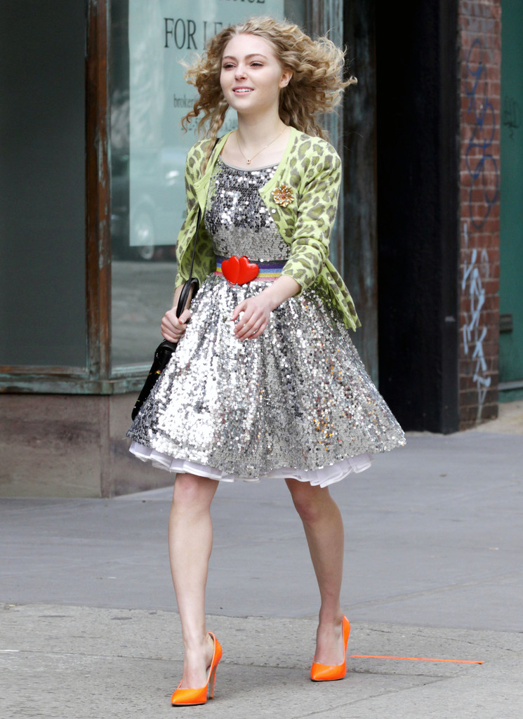... Photos Photos - Carrie Diaries Fashion Tops Sex in the City - Zimbio