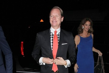 Carson Kressley Celebrities Dine Out At Craig's Restaurant