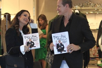 Carson Kressley Kyle Richards Attends Carson Kressley's Book Signing in Beverly Hills