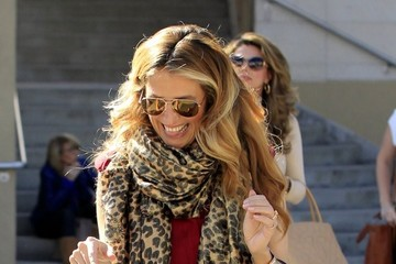 Cat Deeley Cat Deeley Goes Out in Beverly Hills
