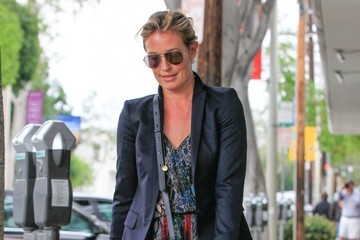 Cat Deeley Cat Deeley Goes Out in West Hollywood