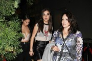 Celebrities Attend a VMA's Party in West Hollywood