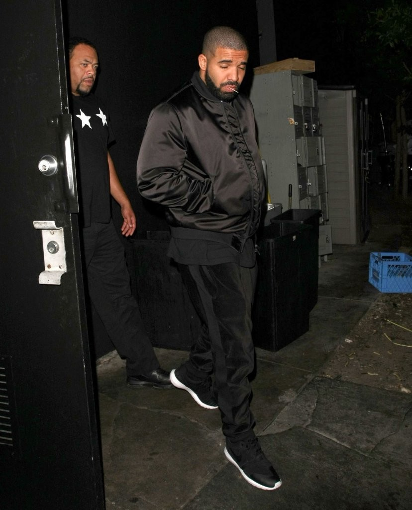Nice For What Drake Download 2: Drake Enjoys A Night Out At The Nice