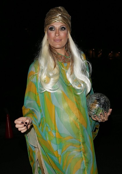 Molly Sims  sc 1 st  Zimbio & Molly Sims - The Best and Worst Celebrity Halloween Costumes of 2016 ...