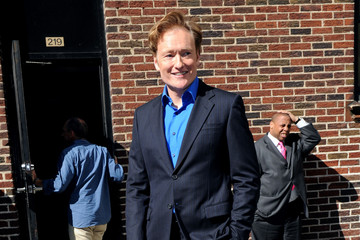 Conan O'Brian Celebrity Guests Flock to Letteman