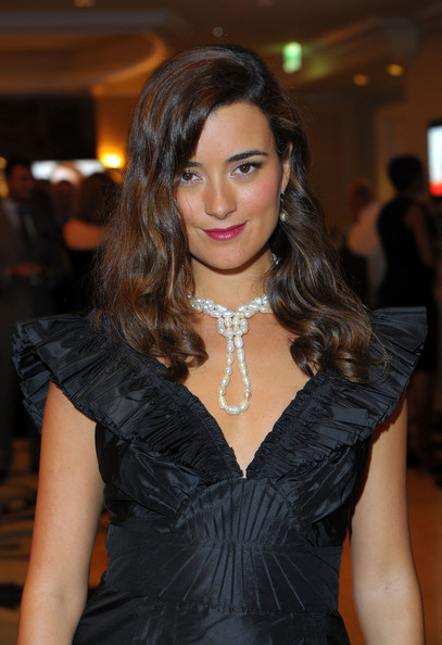 cote de pablo pictures. Cote de Pablo Celebs are seen