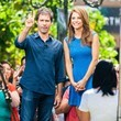 Maria Menounos and Eric McCormack Photos