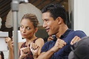 Nicole Richie and Mario Lopez Photos Photo