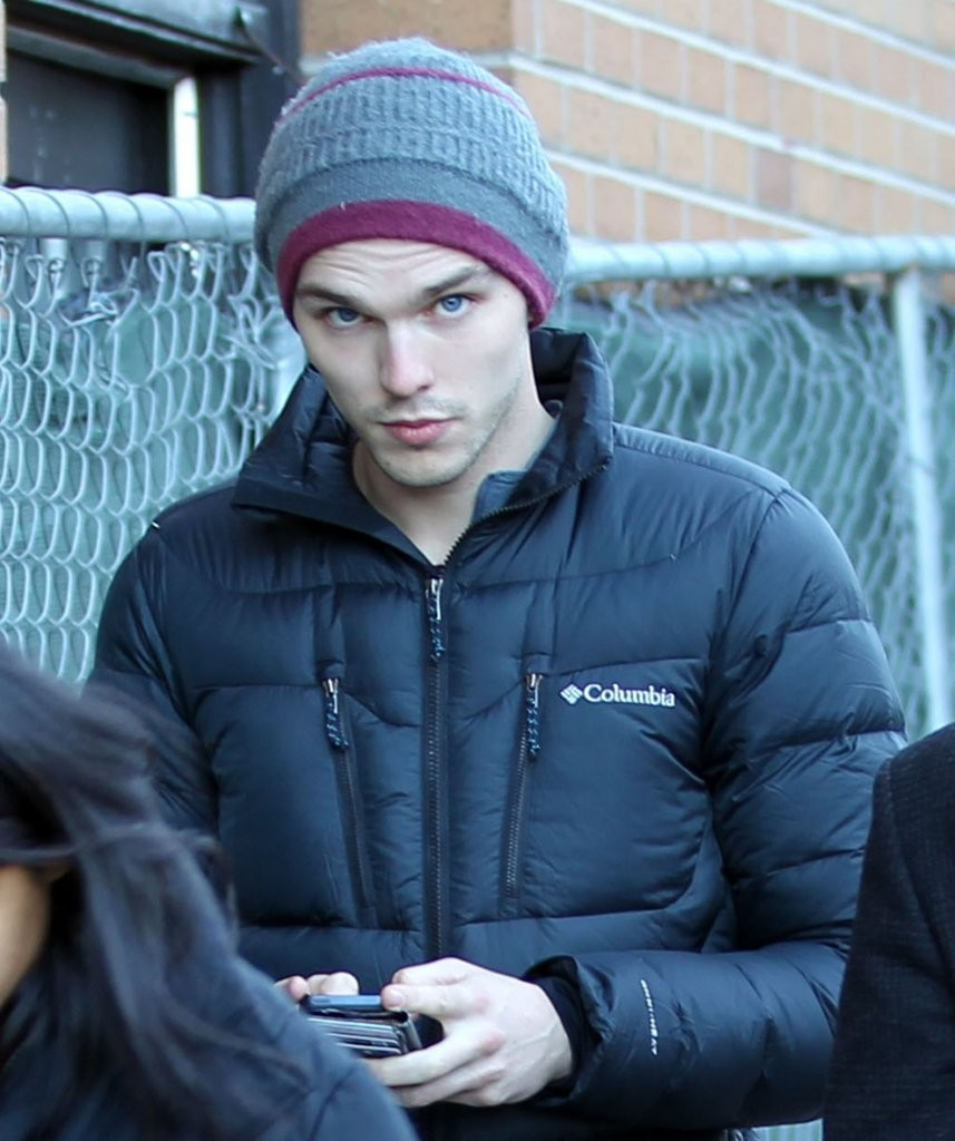 Nicholas Hoult in Celebs Out At The 2014 Sundance Film ...