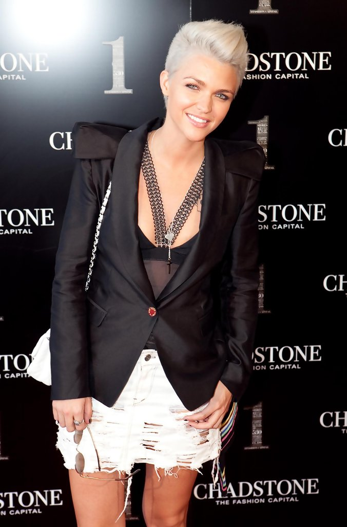Ruby rose dating in Melbourne