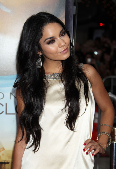 Vanessa Hudgens Celebrities attend the