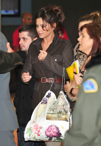 "Cheryl Cole British singer Cheryl Cole arrives at LAX airport in Los Angeles. Cheryl is hoping to land the coveted role of a judge on Simon Cowell's ""X Factor"" when it premieres in America. (She has been a judge on the UK version of the show.)"