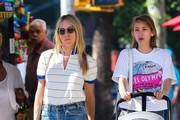 Chloe Sevigny Takes a Walk With Friend in NYC