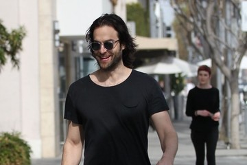 Chris D'Elia Chris D'Elia Out For Lunch in Beverly Hills
