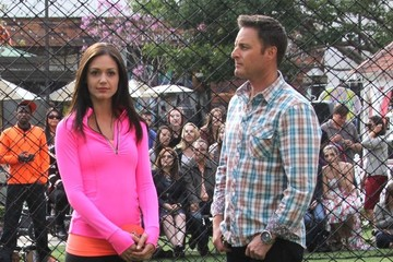 Chris Harrison 'Bachelorette' Films in Glendale