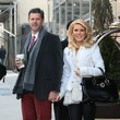 Chris Rossi Reality Stars Leave the Trump Hotel