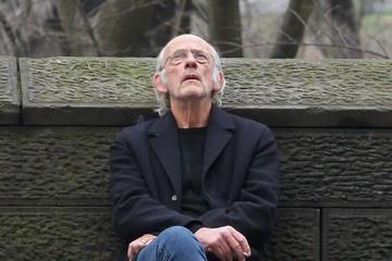 Christopher Lloyd Christopher Lloyd Is Spotted in New York City's Central Park