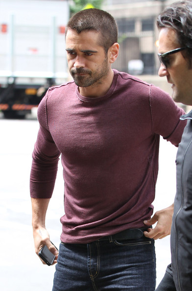 6b203bb3e626c Colin Farrell Photos»Photostream · Main · Articles · Pictures · Stars On  The Set Of  Dead Man Down  In ...