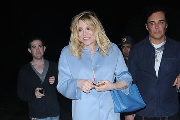Courtney Love Courtney Love Dines Out at Craig's Restaurant
