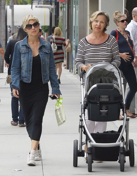 Photo of Elsa Pataky & her Mother  Cristina Pataky Medianu