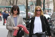 Dakota Johnson Shows Off Her New Hairstyle