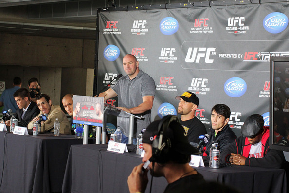 UFC 131 Pay Per View Press Conference
