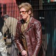 Denis Leary On The Set Of 'Sex & Drugs & Rock & Roll'