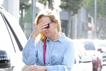 Diane Kruger Diane Kruger Hides Her Face While Shopping