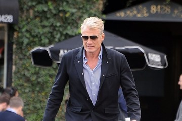 Dolph Lundgren Dolph Lundgren Is All Smiles in West Hollywood