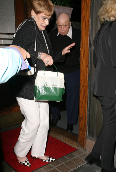 Don Rickles Wife Don rickles and barbara rickles - don rickles treats his wife to dinner at