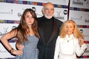 Sean Connery 'Dressed To Kilt' Event And Fashion Show In New York