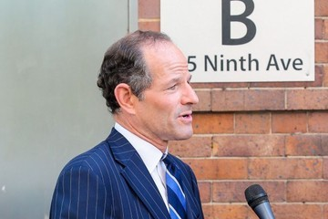 Eliot Spitzer Eliot Spitzer Does a Street Interview in NYC — Part 2