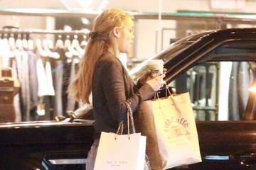 Elizabeth Berkley Elizabeth Berkley Shops in West Hollywood
