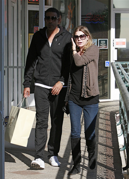 ellen pompeo and husband chris ivery. Chris Ivery Ellen Pompeo and