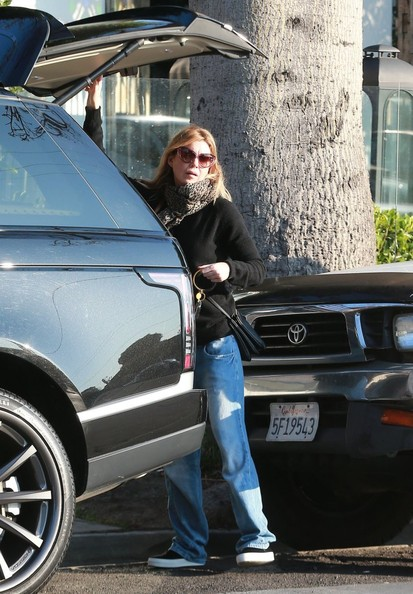 Ellen Pompeo S Rover Out With The Old In With The New