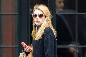 Emma Roberts Emma Roberts Steps Out in NYC