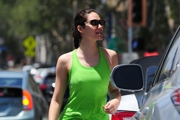 Emmy Rossum Emmy Rossum Stops By A Gym In West Hollywood