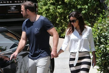 Ernesto Arguello Eva Longoria and Her Boyfriend Go House Hunting