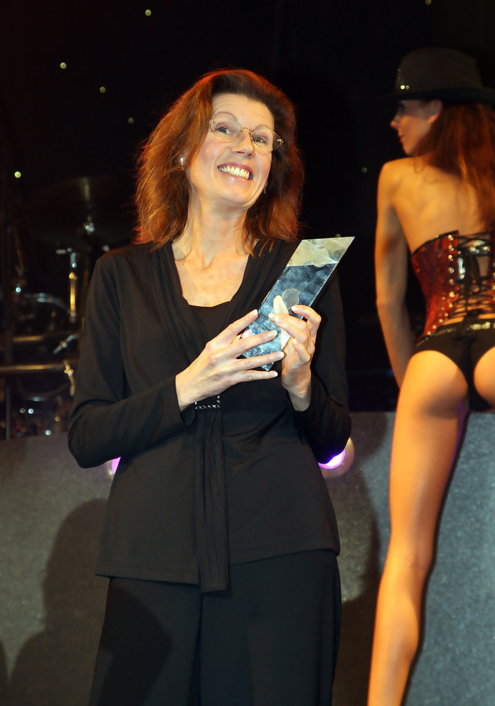 Erotixxx Awards During 13th Venus Messe In Berlin Zimbio