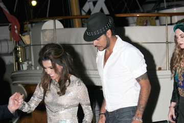 Eva Longoria Eduardo Cruz Eva Longoria & Eduardo Cruz Party In Cannes