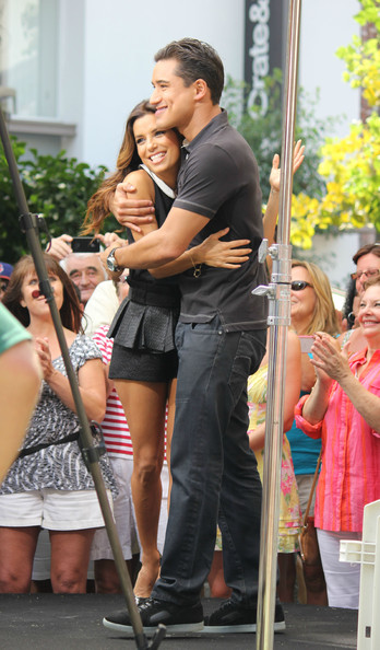 """mario lopez dating eva longoria 30062008 it's hard to believe, but mario lopez swears that """"i was a fat, fat baby i looked like a sumo wrestler my mom had to pull the fat folds apart when."""
