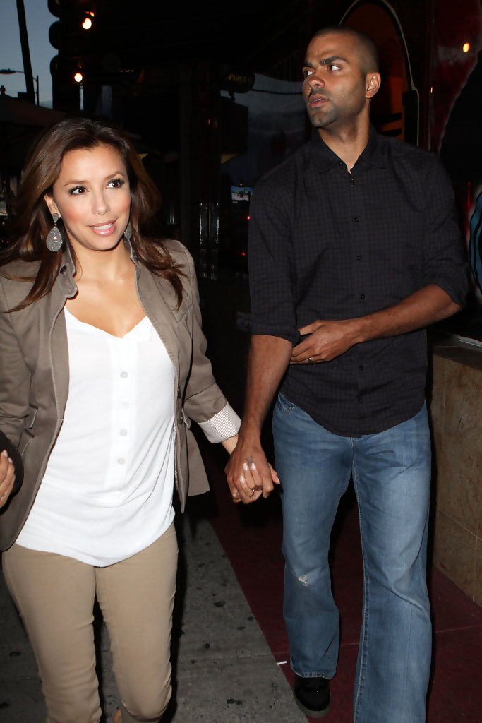 Eva Longoria in Eva Longoria Parker & Husband Heading To Laugh Factory ...